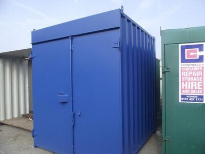 STORAGE CONTAINERS 13271 - 9ft Extra High