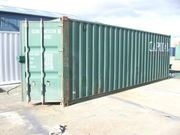 25FT CONTAINERS SECOND HAND