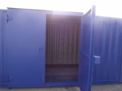 SHIPPING CONTAINERS 15ft side doors S1 CO150004