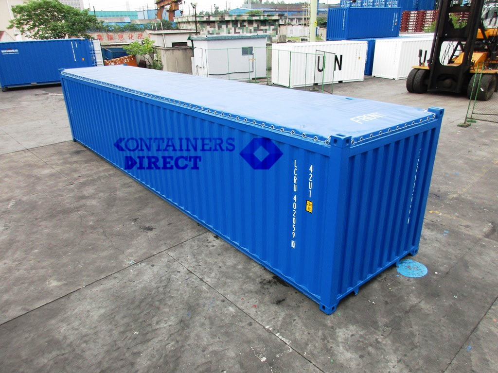 shipping containers 40ft open top container scot01 31ft to 40ft new. Black Bedroom Furniture Sets. Home Design Ideas