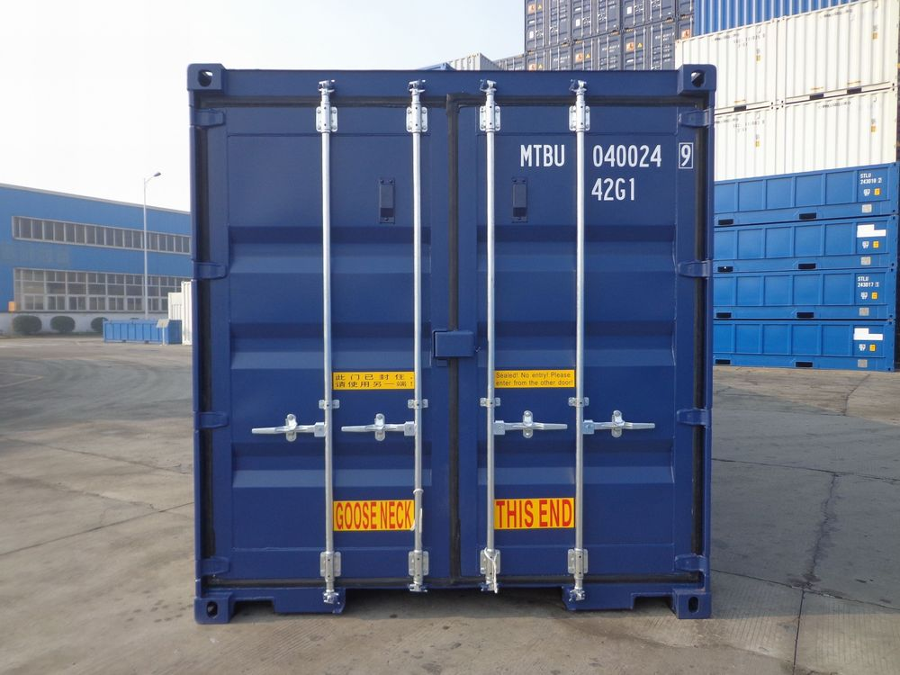 Shipping Containers Birmingham 40ft Tunnel Tainer Sc43