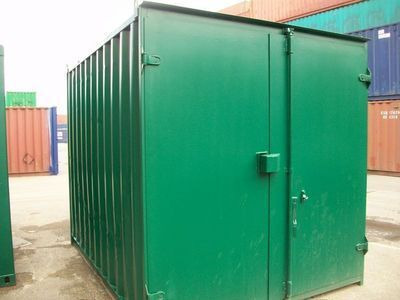 SHIPPING CONTAINERS 7ft S1 doors 18450