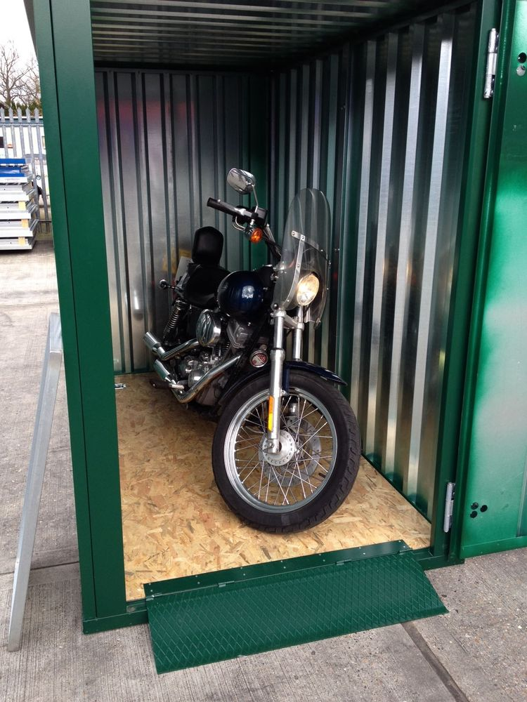 Flat Pack Containers Bike Store 2 5m X 1 5m 163 1095 00