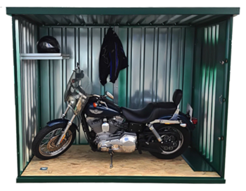 Motorcycle In Storage Unit Listitdallas