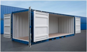 20ft Full Side Access Containers Containers Direct