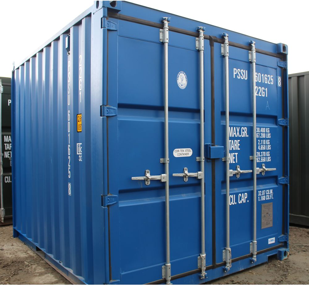 Shipping container doors | Containers Direct