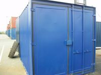 Shipping Container Fabrication In Two Days Shipping
