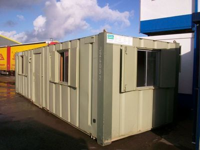 Portable Cabins on Portable Cabins For Sale    Shipping Container News   Brought To You