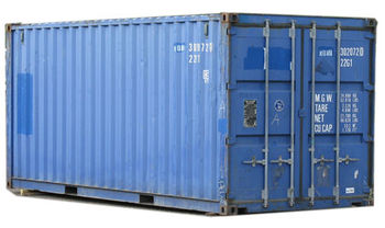 20ft Shipping Container Containers Direct