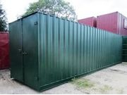 30FT SHIPPING CONTAINER