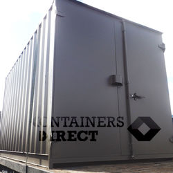 Second Hand 15ft Shipping Containers | Containers Direct