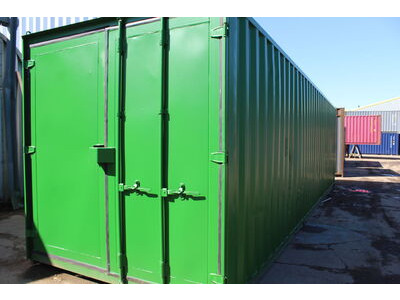 40ft New Shipping Containers 40ft New Container - S3 Doors