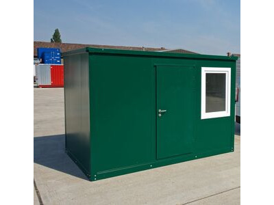 SELF ASSEMBLY SITE OFFICES 14ft / 4.3m x 2.3m