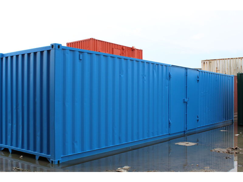 Storage Containers For Sale 40ft Side Doors Manchester click to zoom image