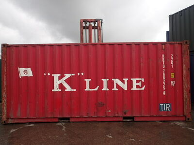 STORAGE CONTAINERS 20ft SG grade