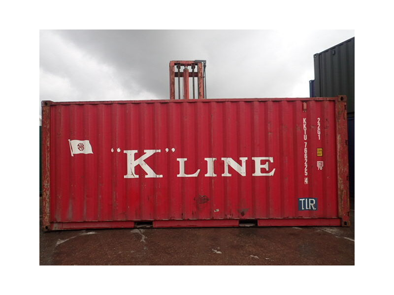 STORAGE CONTAINERS 20ft SG grade click to zoom image