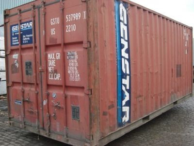 STORAGE CONTAINERS 20ft Norfolk