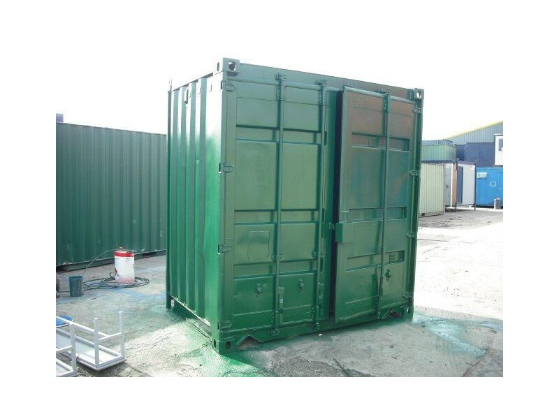 Storage Containers For Sale 5ft S2 doors 39303 click to zoom image