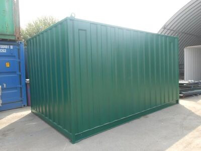 STORAGE CONTAINERS 10ft wide x 15ft long STC1015