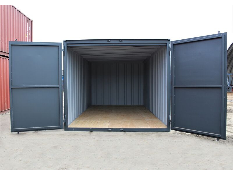 Storage Containers For Sale 10ft wide x 20ft long STC1020 click to zoom image