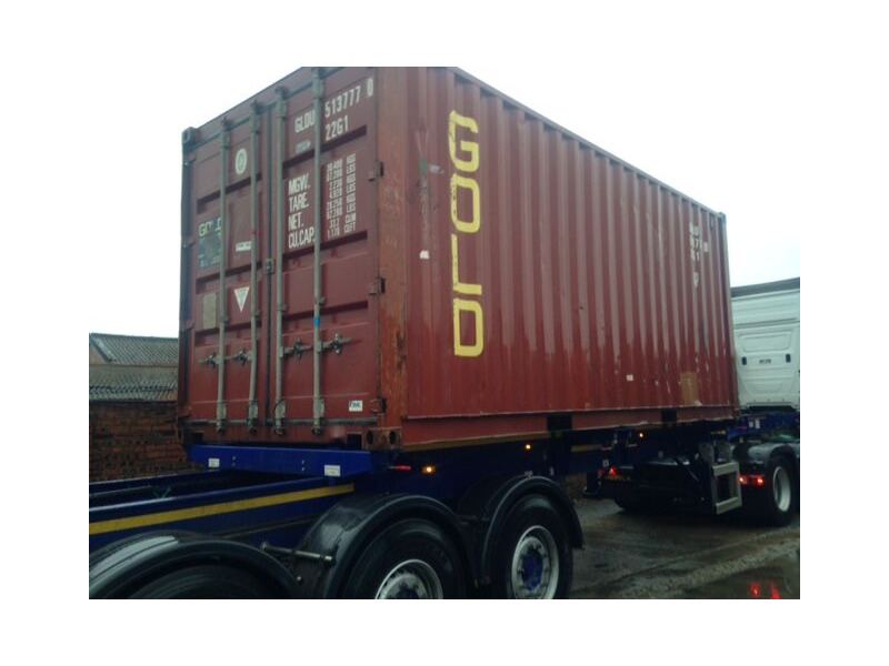 Storage Containers For Sale 20ft Liverpool click to zoom image
