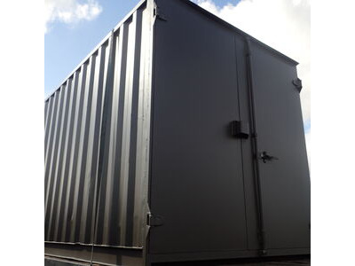 40ft New Shipping Containers 40ft New Container - S1 Doors
