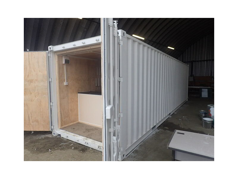 Container Conversions 30ft equipment store click to zoom image