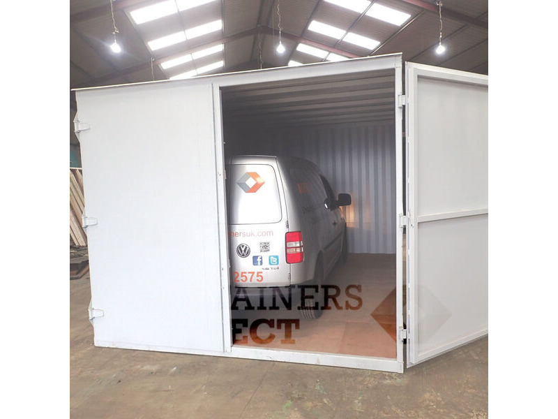 Shipping Container Conversions CarTainer[REG] 1510 click to zoom image