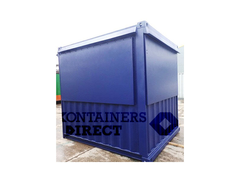 CONTAINER CONVERSIONS 10ft pop up BBQ unit click to zoom image