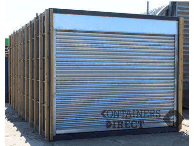 Shipping Container Conversions 20ft x10ft bespoke CarTainer