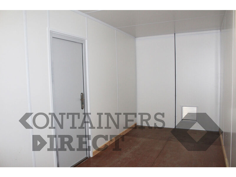 Shipping Container Conversions 20ft switch room click to zoom image