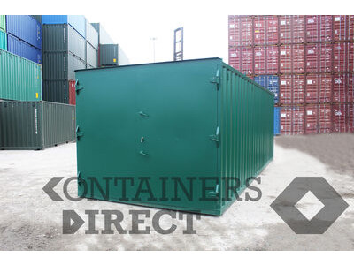 Shipping Container Conversions CarTainer® 2510