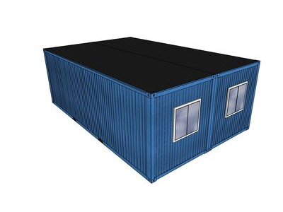 Shipping Container Conversions 24x 16ft StudyBox classroom click to zoom image