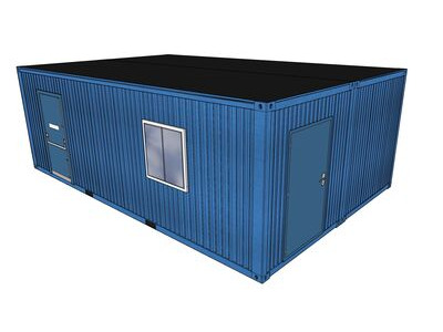 Shipping Container Conversions 24x 16ft StudyBox classroom