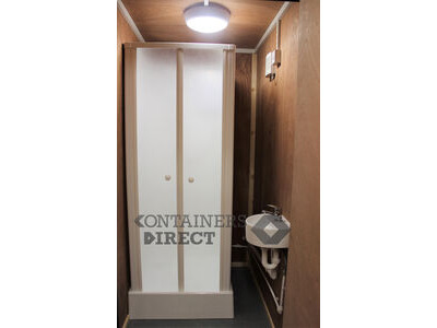 Shipping Container Conversions 20ft changing facilities