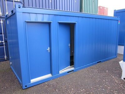 TOILET CABINS 20ft toilet cabin CTX20D