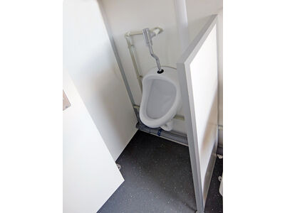 TOILET CABINS 20ft toilet cabin CTX2032 click to zoom image