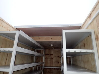CONTAINER CONVERSION CASE STUDIES 20ft Sliding roof