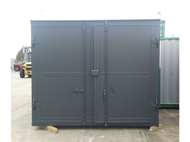 Shipping Container Conversions 20ft x 10ft extra wide click to zoom image