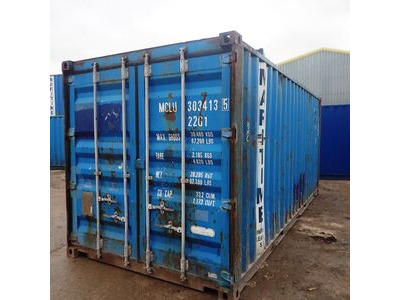 SHIPPING CONTAINERS 20ft ISO 45794