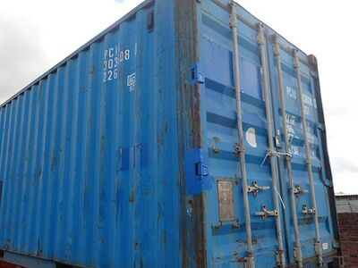 SHIPPING CONTAINERS 20ft ISO 44887 click to zoom image