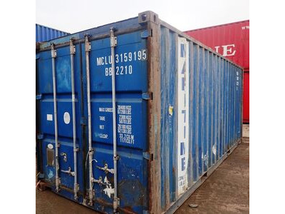 SHIPPING CONTAINERS 20ft ISO 44890