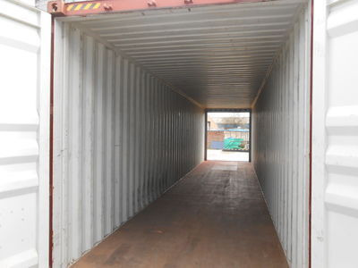 SHIPPING CONTAINERS 40ft ISO no front wall 65307
