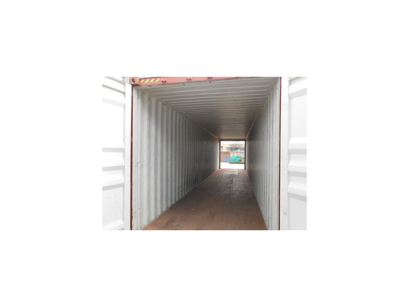 SHIPPING CONTAINERS 40ft ISO no front wall 65307 click to zoom image