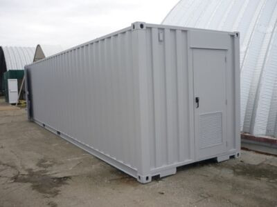 Shipping Container Conversions 33ft