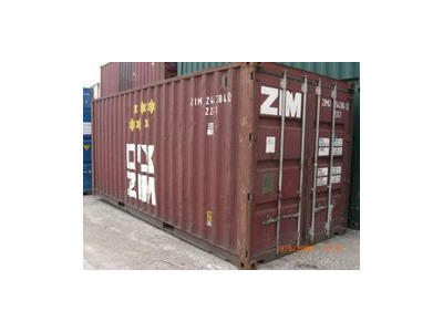 SHIPPING CONTAINERS 20ft ISO