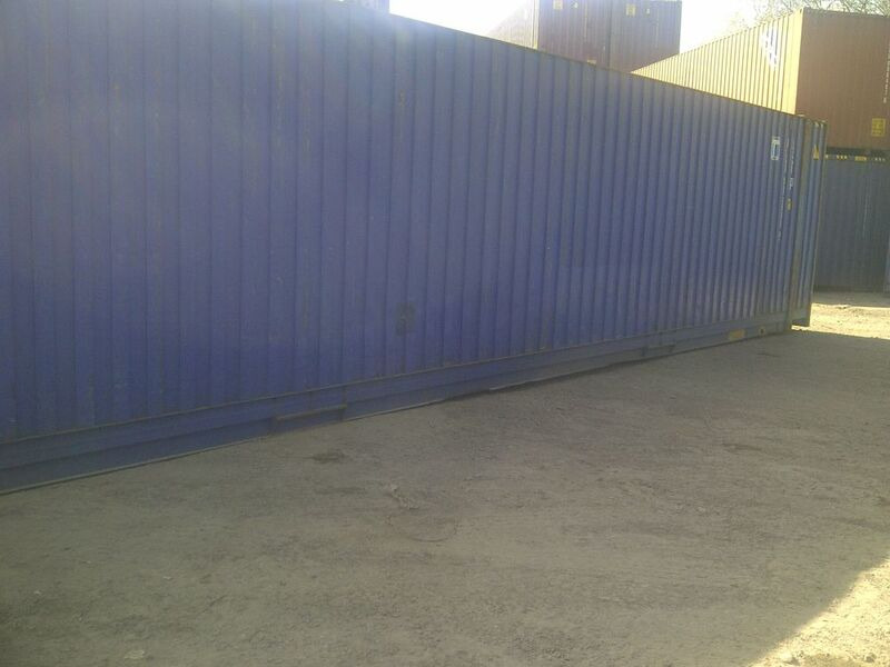 SHIPPING CONTAINERS 40ft high cube 20334 click to zoom image