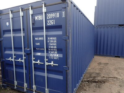 SHIPPING CONTAINERS 20ft ISO 56794