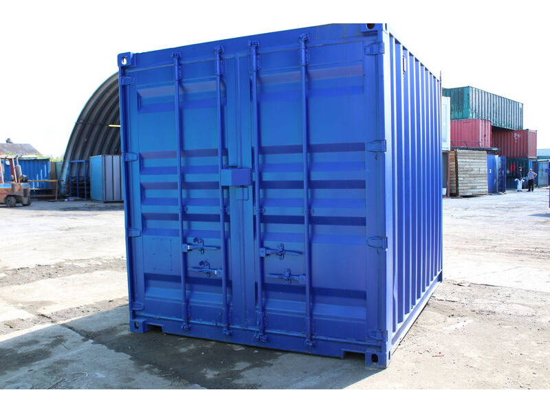 SHIPPING CONTAINERS 10ft HC 67831 click to zoom image