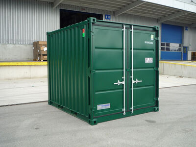 SHIPPING CONTAINERS 10ft steel store CX10 Grays